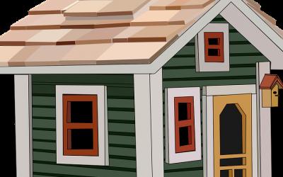 Vår resa från stort hus till liten lägenhet