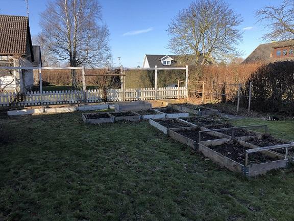 Äntligen trädgårdspremiär