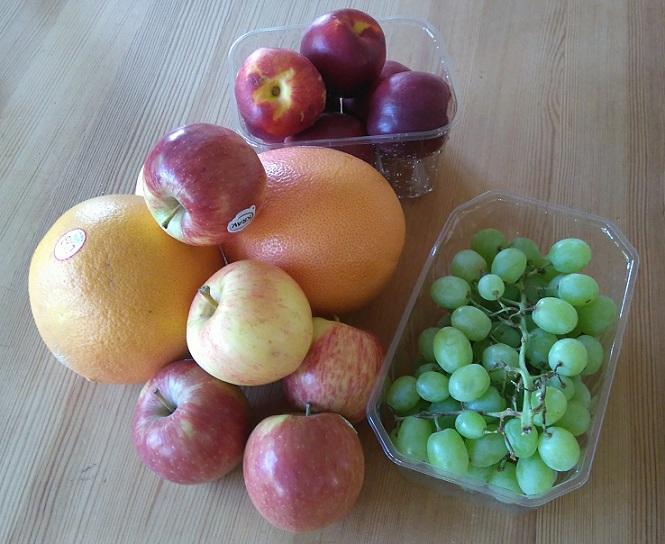 Resfeber och fruktfrossa