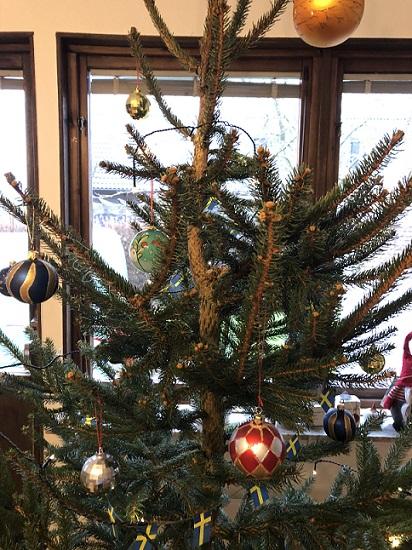 Prylar: Städa ut julen